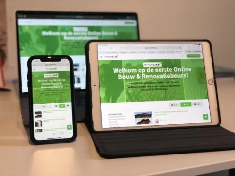 Nieuwe online bouwbeurs brengt consument in contact met bouwprofessionals