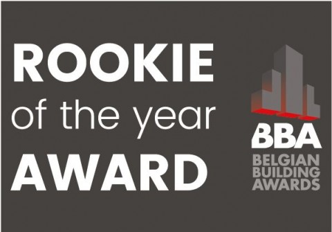 Belgian Building Awards: win jij de Rookie of the Year Award?