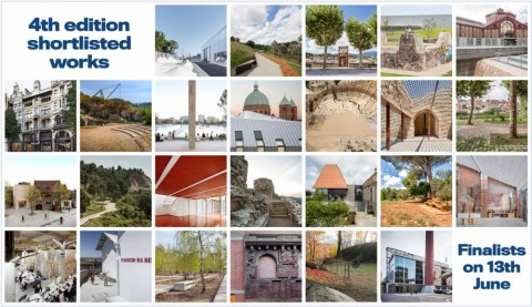 Belgische architecten op shortlist European Award for Architectural Heritage Intervention AADIPA