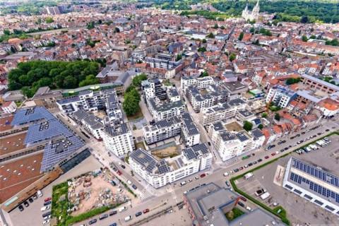 Brusselse wijk Tivoli GreenCity is de duurzaamste ter wereld