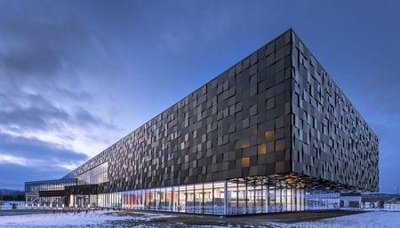 GKC Architectes - Campus Simons - Québec
