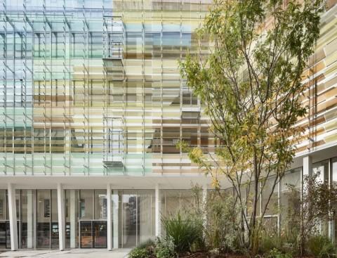 Ferrier Marchetti Studio - Grand Central Saint Lazare - Parijs
