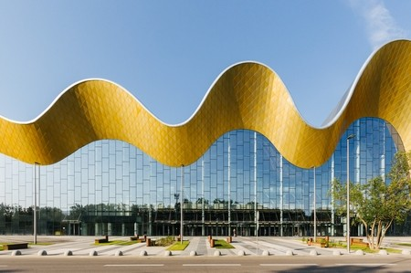TPO Pride - Irina Viner-Usmanova Rhythmic Gymnastics Palace - Moskou
