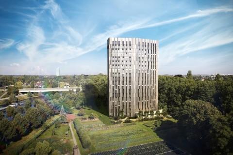 Hoogste studententoren van Vlaanderen geopend in Gent