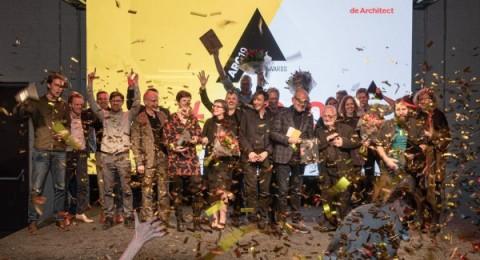 Mundo-a in Antwerpen (B-architecten) wint ARC19 Architectuur Award
