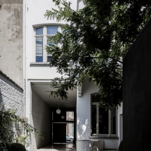Project: Depots Pyrex Ontwerper: Architectslab Locatie: Molenbeek