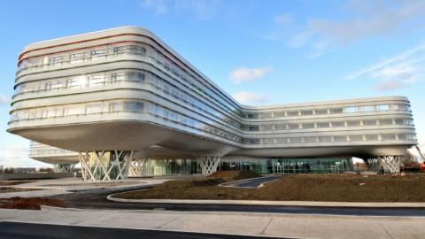 AZ Zeno (Aaprog-Boeckx–B2Ai) pakt award op World Architecture Festival
