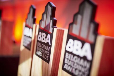 Belgian Building Awards 2020: schrijf je in voor 30 september