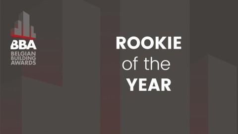 Belgian Building Awards: word jij de Rookie of the Year?