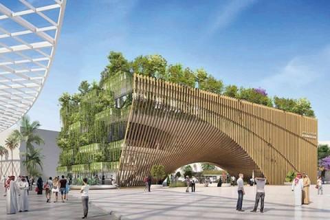 Wereldexpo 2020 in Dubai - Bouw van Belgisch paviljoen in Dubai begonnen