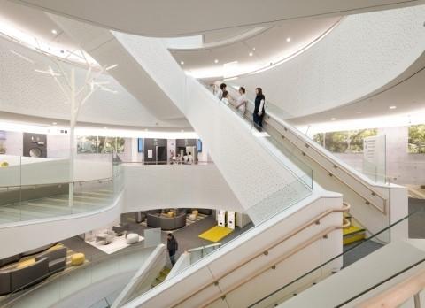 Chirec Delta ziekenhuis - Assar Architects - Brussel