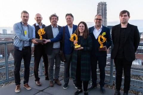 Stramien, POLO, DMOA en B-ILD winnaars Jo Crepain Prijzen 2019