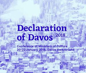 Zwitserland roemt initiatieven Orde van Architecten rond ondertekening Verklaring van Davos