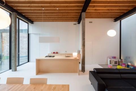 Project: Where House Ontwerper: FREEK Architecten Locatie: Gent