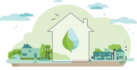 'Groenblauwpeil' geeft score aan klimaatbestendigheid woning