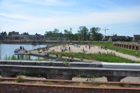 Eerste Gentse architectuurprijs gaat naar... een park