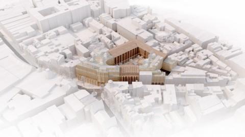 Nieuwe campus Karel de Grote Hogeschool wordt trekker voor heropwaardering Meir