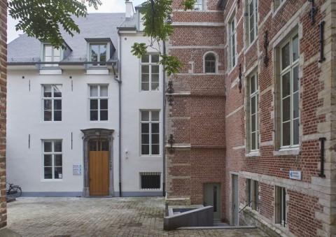 Herenhuis Hotel d'Udekem d'Acoz in Leuven