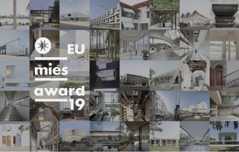 Zeven (!) Belgische projecten op shortlist MiesAward19