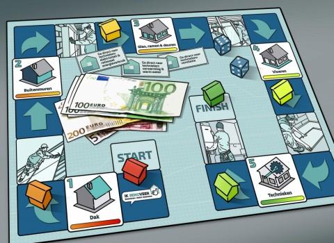Vanaf 2021: een labelpremie én tot 60000 euro renteloze lening voor wie BENoveert