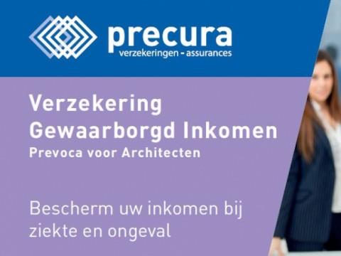 Verzekering Gewaarborgd Inkomen 'Prevoca voor Architecten'