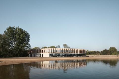 Rode Kruis Zuienkerke - POLO architects - © Stijn Bollaert