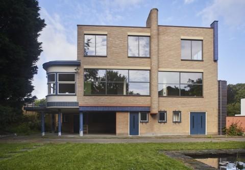 Interbellumwoning door Joseph De Bruycker in Roeselare