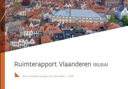 Ruimterapport Vlaanderen: kwart van alle Vlamingen woont langs een lintweg