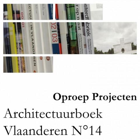Oproep Architectuurboek Vlaanderen N°14