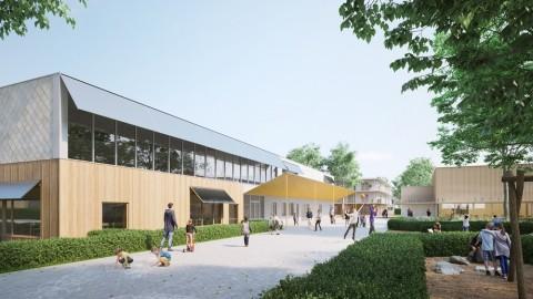 VUB Architectural Engineering publiceert handleiding voor circulaire schoolgebouwen