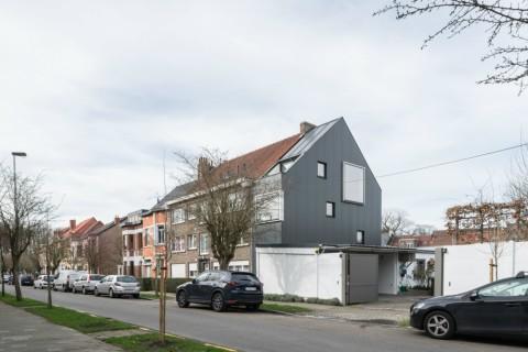 SERAFIEN, Architectuuratelier Dertien12 © Jason Slabbynck