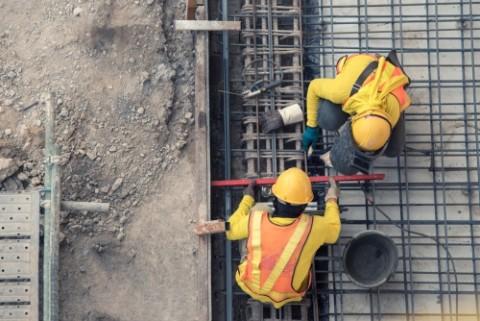 Coronavirus - Twee op de drie bouwbedrijven komen in moeilijkheden