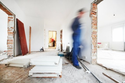 Meer dan helft Belgen verbouwt woning bij aankoop