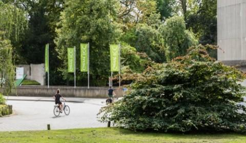Gents Citadelpark krijgt compacter congrescentrum en groene Floraliënhal