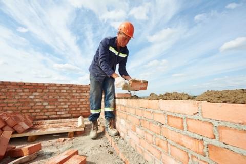 Coronacrisus - Bijna helft bouwbedrijven ligt volledig stil. Steeds meer bouwbedrijven maken wel aanstalten om activiteiten - gedeeltelijk - te hervatten