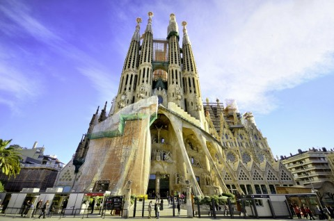Sagrada Familia heeft eindelijk zijn bouwvergunning
