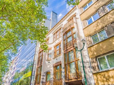 Brussel eert art nouveau met speciale pas in 2023, het jaar van de art nouveau