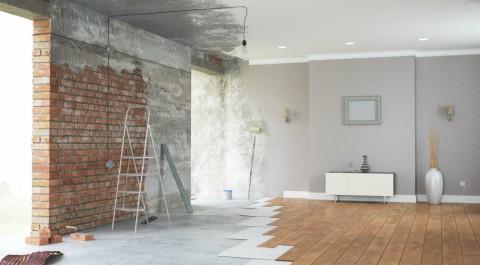 Minder renovatiepremies aangevraagd in 2017