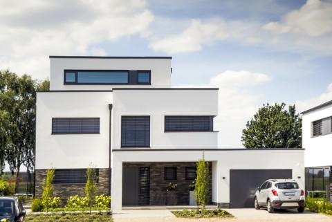 Open bebouwing 115.000 euro duurder dan rijhuis of halfopen