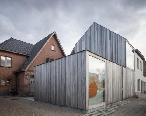 Tandartspraktijk C. Mestdagh - Declerck-Daels architecten - © Tim Van de Velde