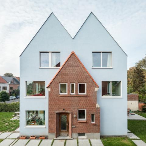 UYTTENHOVE, Tim Peeters Architecten © Stijn Bollaert