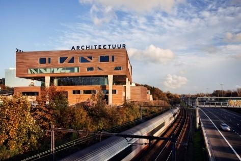Eerste Festival van de architectuur klokt af op meer dan 15.000 bezoekers