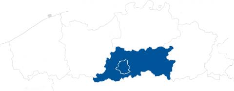 Provincie Vlaams-Brabant wil niet alleen in steden maar ook in dorpen kernversterking