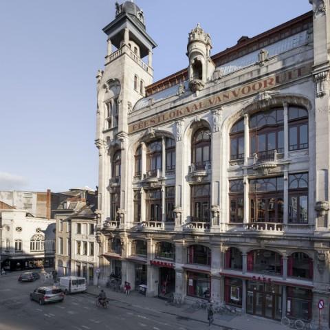 Ruim 28.000 bezoekers voor tweede editie Festival van de architectuur