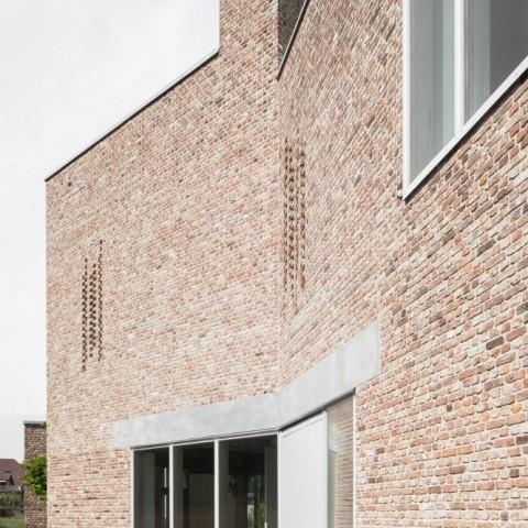 WONING L-C, Graux & Baeyens architecten © Jeroen Verrecht