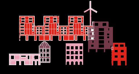 Eerste website in Vlaanderen rond coöperatief wonen