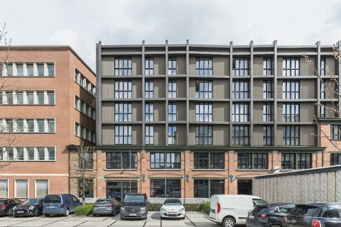 Yust Flexible Housing - POLO architects - © M. Vanhoutteghem