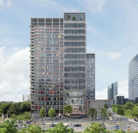 Vernieuwend hergebruik WTC-project zet nieuwe standaard voor circulair bouwen