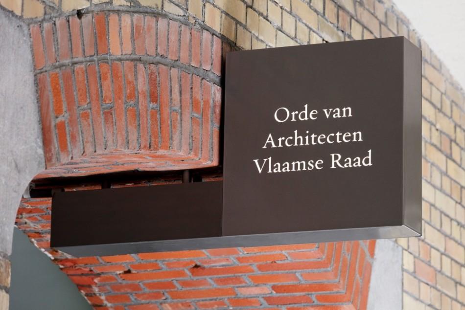 Over de Orde van Architecten